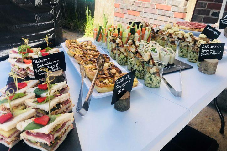 Hamburg Eimsbuettel LaDouce Catering