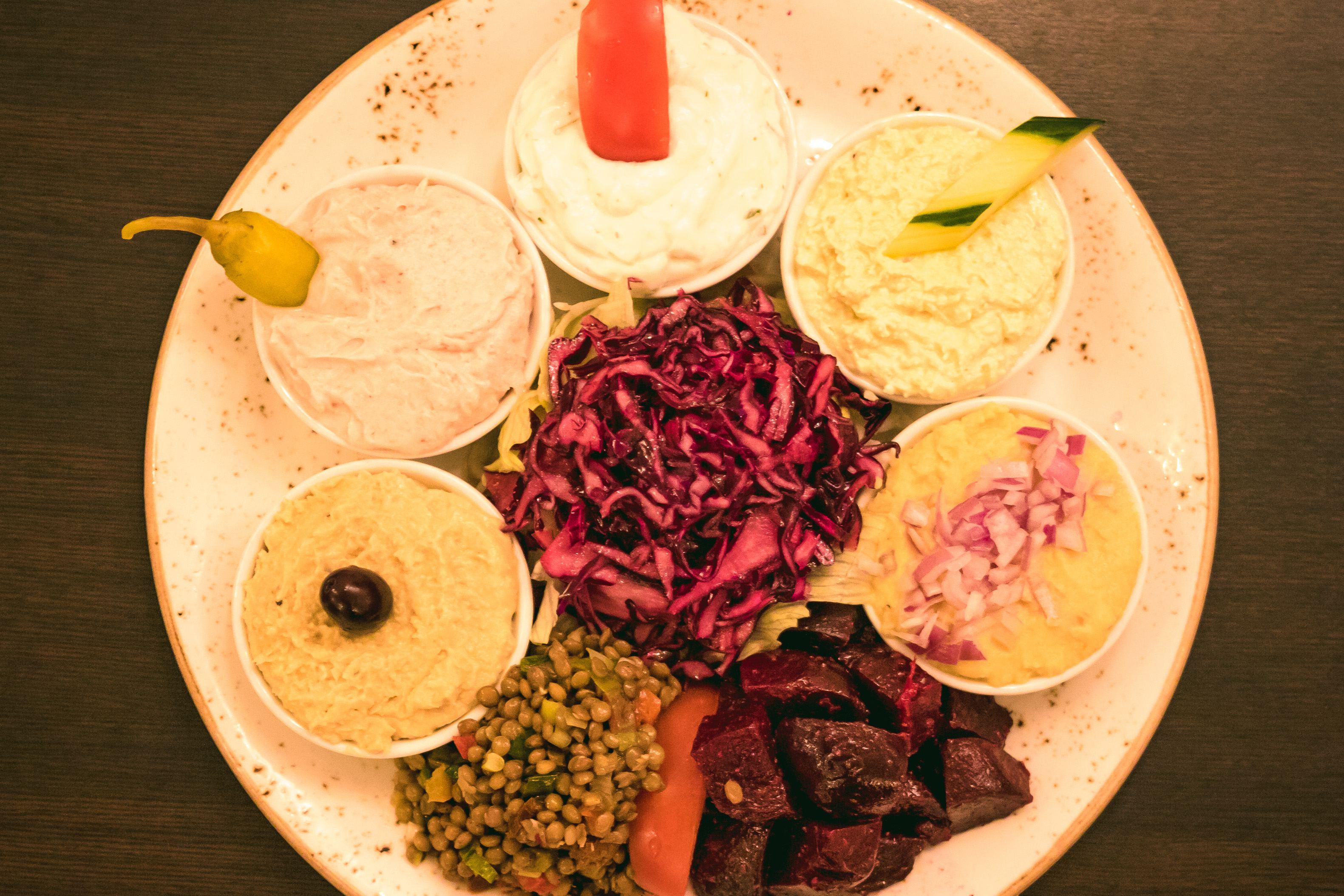 Mittagspause in Eimsbüttel – Soulfood und Superfoods