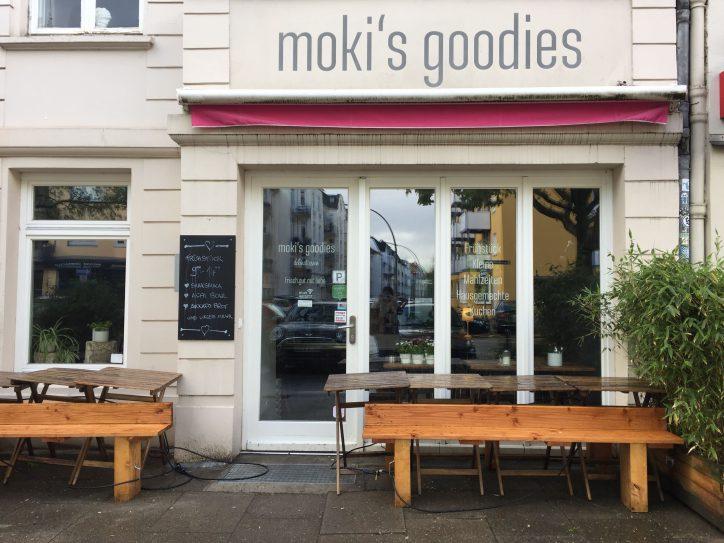Soulfoof und Superfoods gibt es beim Mittagstisch im Moki's Goodies. Foto: Samantha Tirtohusodo