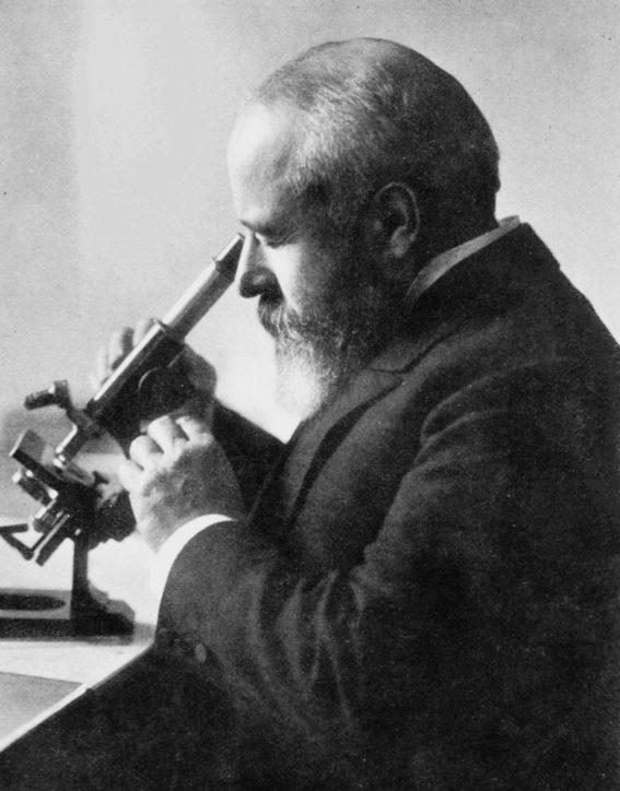 Paul Gerson Unna. Quelle: Wikipedia