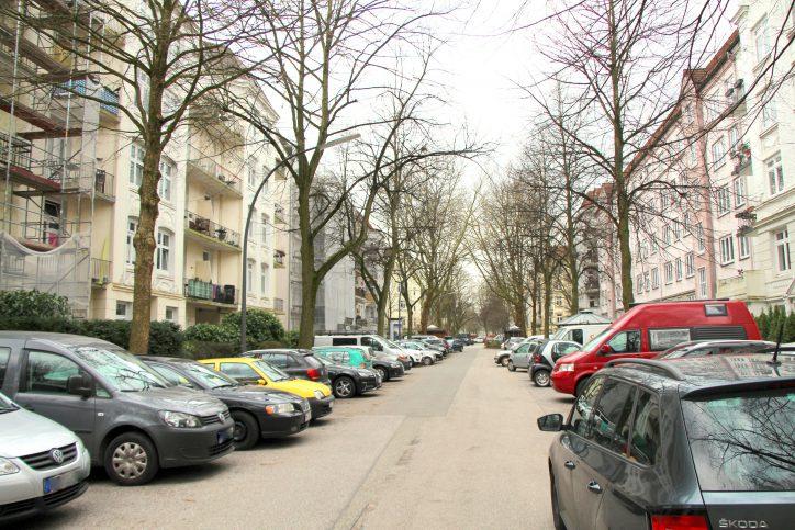 Rückt Anwohnerparken in Eimsbüttel immer näher?