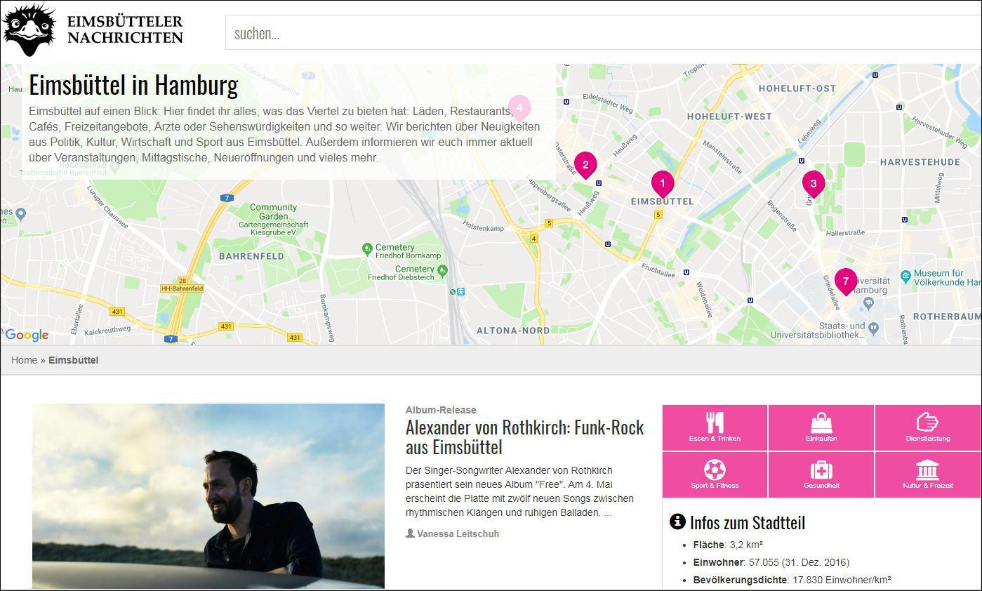Foto: Eimsbütteler Nachrichten