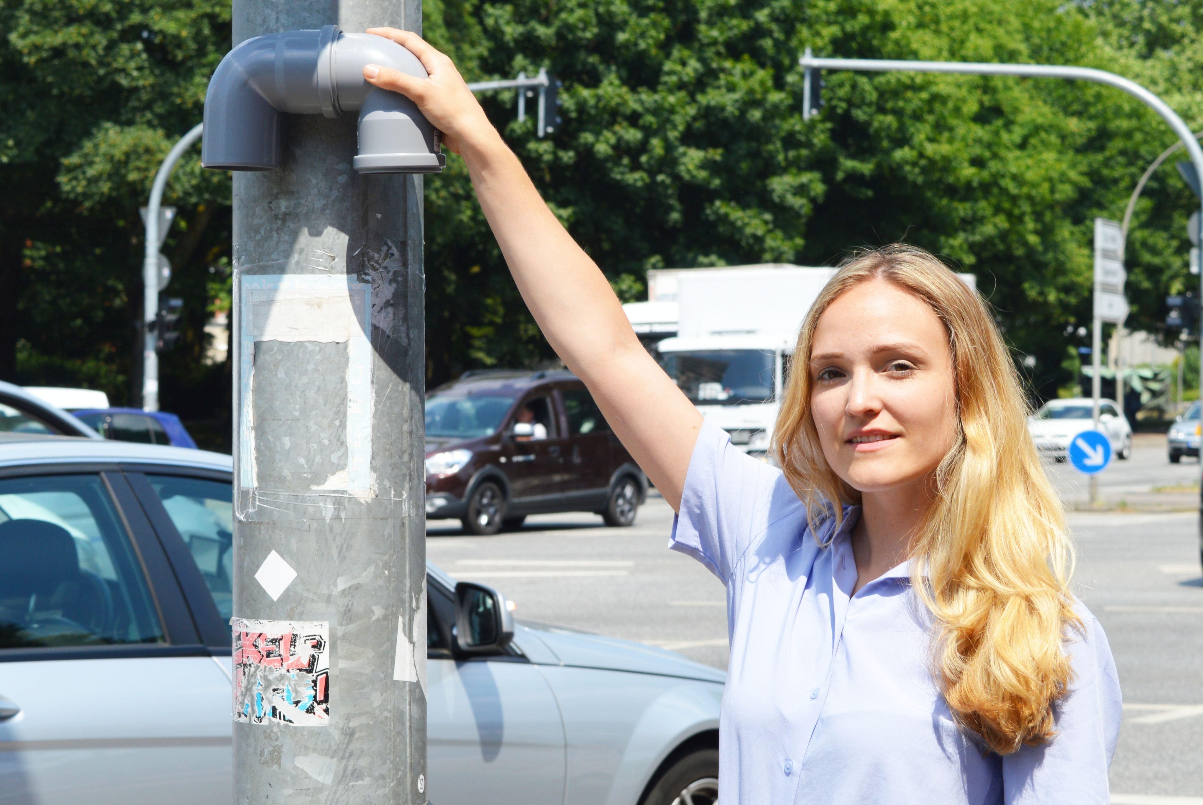 """Fahrverbot: """"Einfach an den Ausweichrouten den Feinstaub selbst messen"""""""