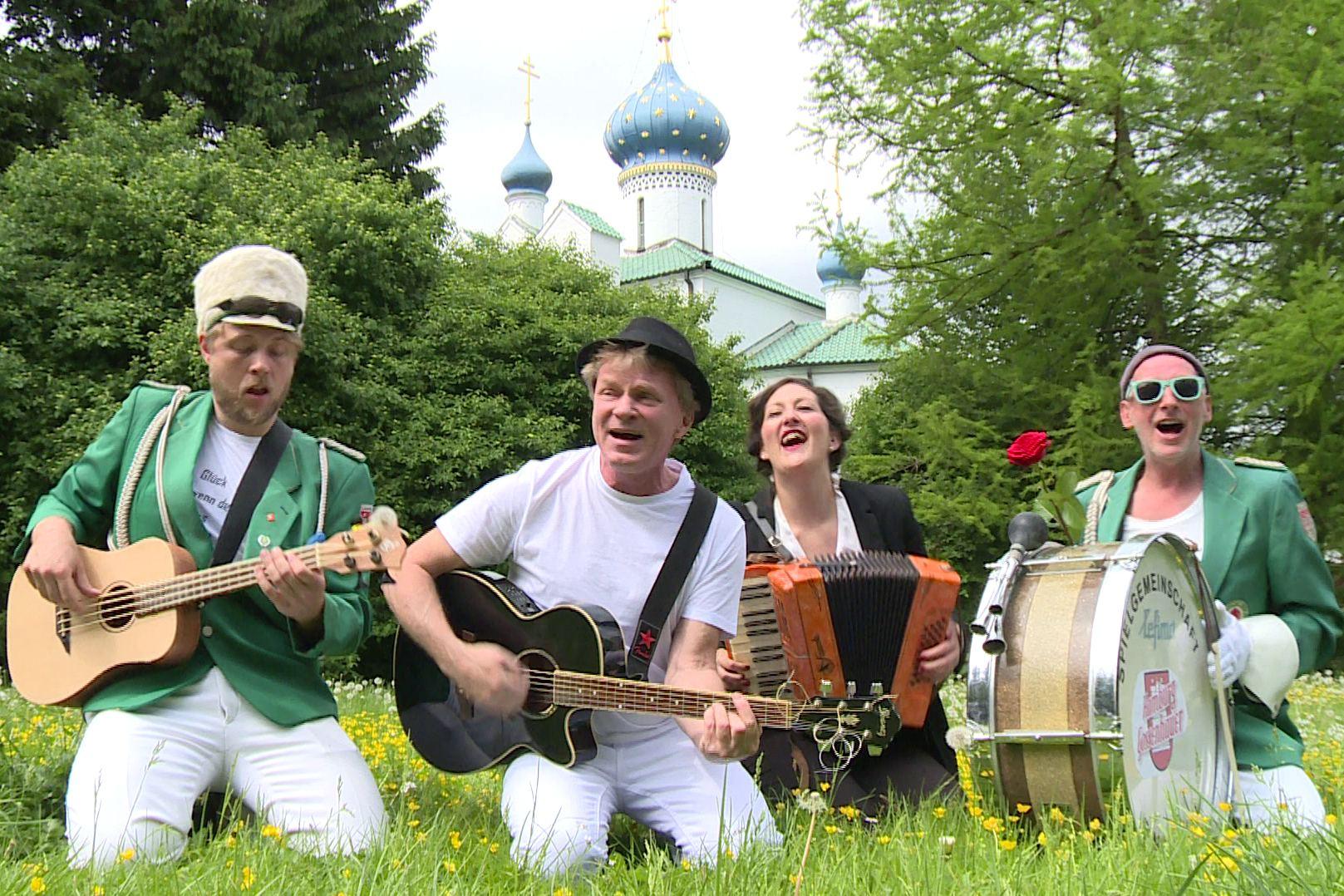 Der WM-Song aus Eimsbüttel
