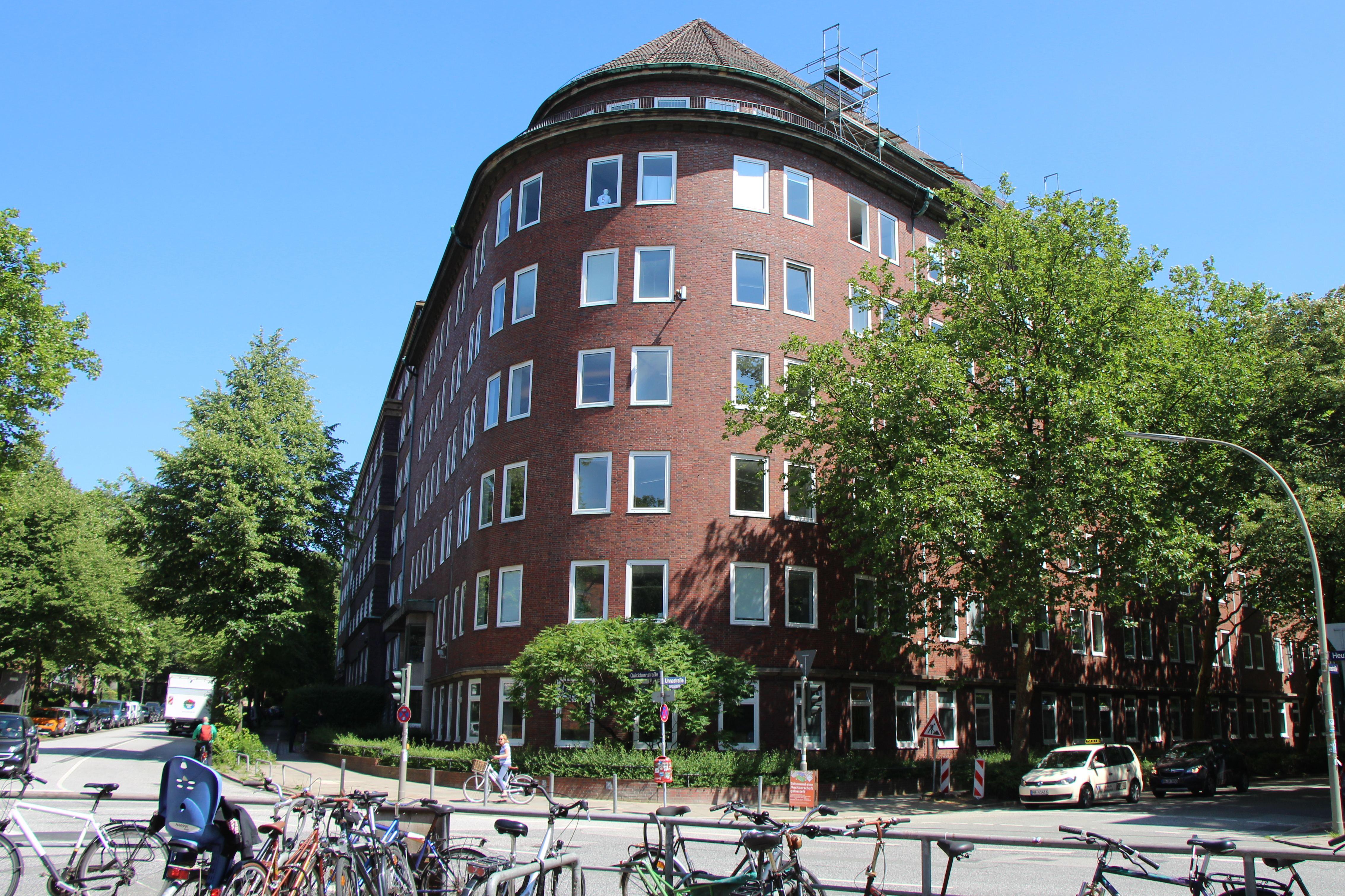 Stadtquartier Unnastraße: Das Mega-Bauprojekt für Eimsbüttel