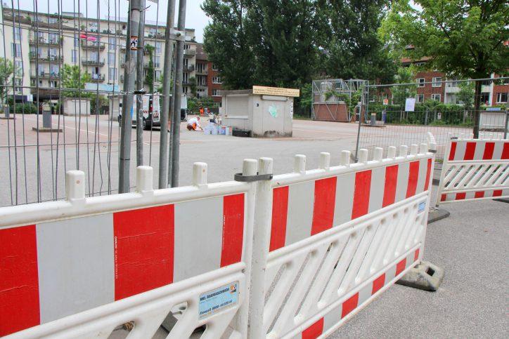 Parkplätze auf dem Marktplatz Grundstraße werden kostenpflichtig