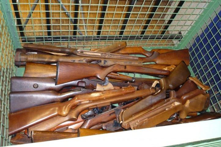 Letzte Chance: Waffenamnestie geht zu Ende