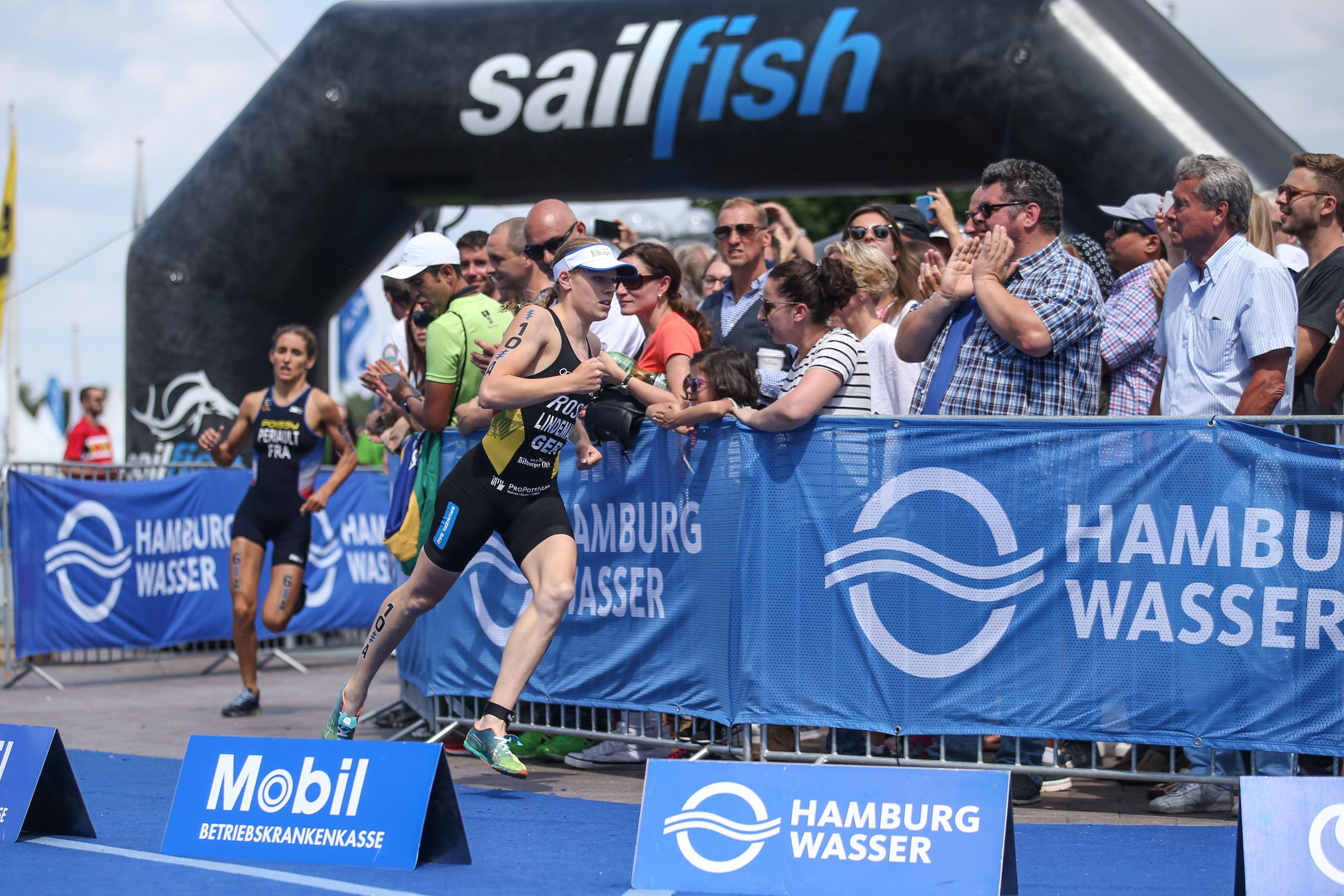 "Rückblick: ""Hamburg Wasser World Triathlon"" 2018"