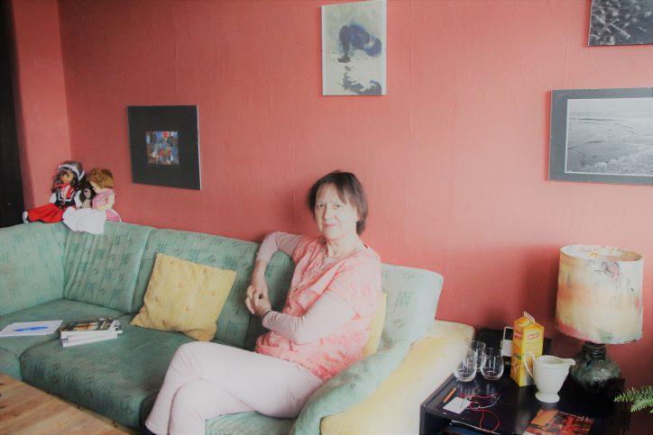 Zu Besuch bei Birgit Rabisch