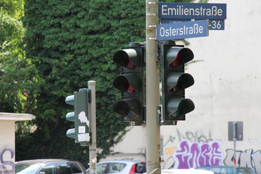 Grüne Welle: Ampeln kommunizieren mit Autos