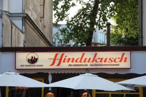 """Das """"Hindukusch"""" ist eine Institution im Univiertel. Foto: Robin Eberhardt"""