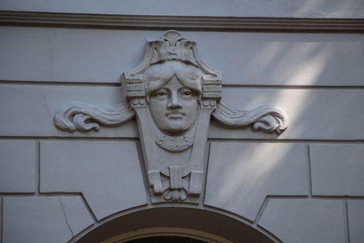Ein klassisches Relief. Foto: Robin Eberhardt