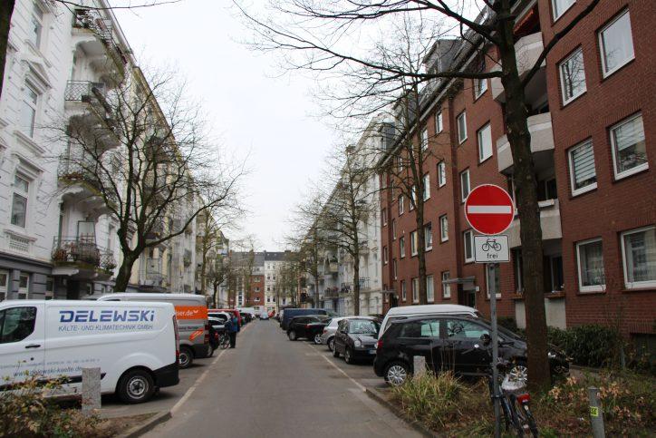 Hamburg Eimsbuettel Umwandlungsverordnung Eimsbuettel