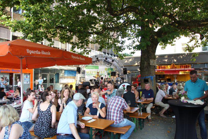 In diesem Jahr startet das fünfte Osterstraßenfest.