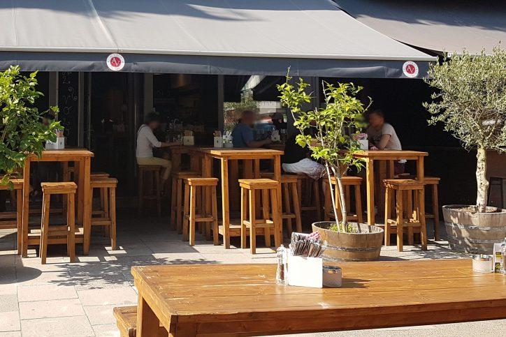 """Restaurantvorstellung: Pizza im Anflug im """"Al volo"""""""