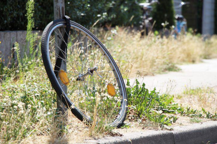 #Fahrradklaukarte: 11 Fakten zum Fahrraddiebstahl