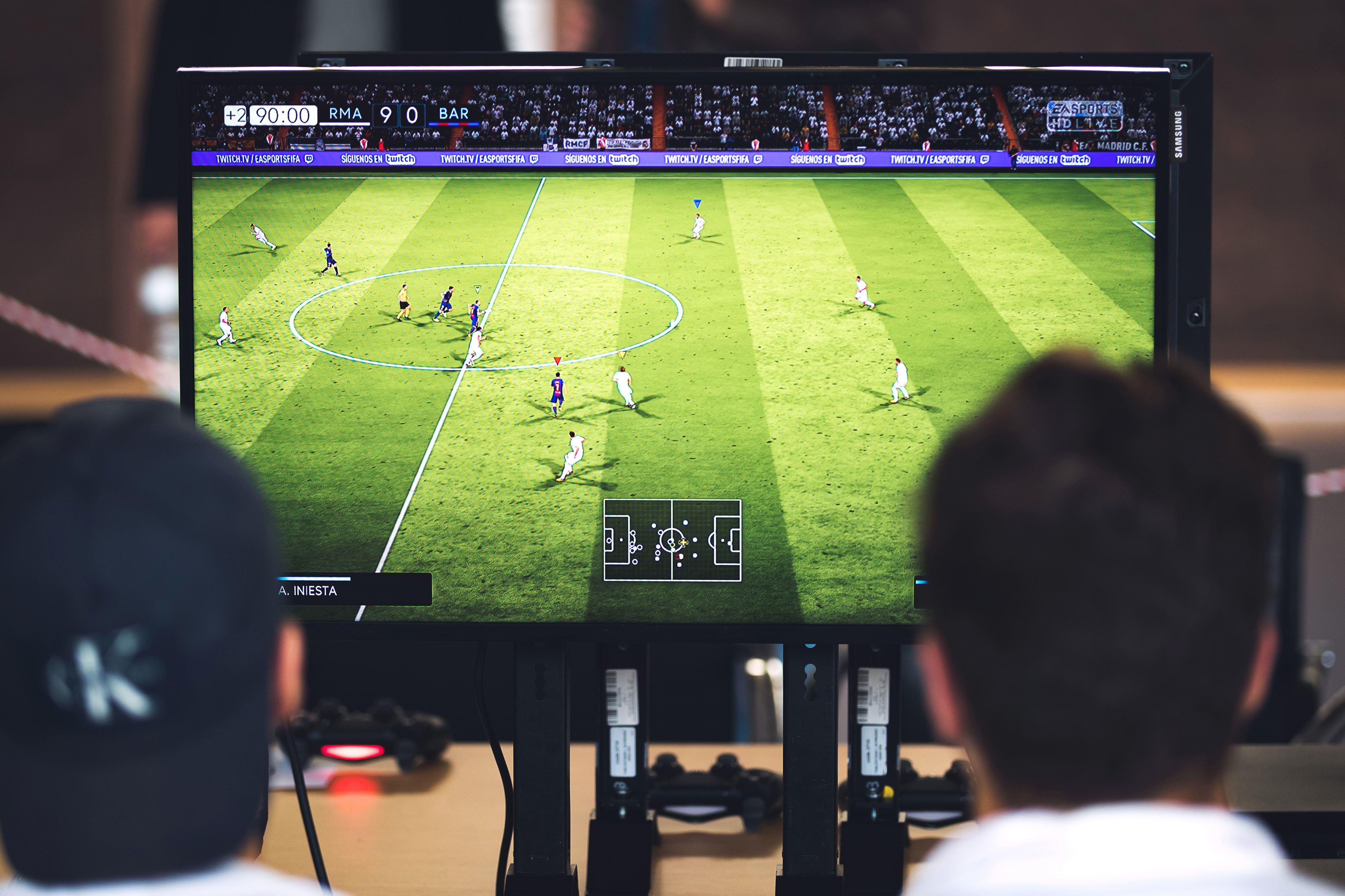eSports-Abteilung beim ETV vor Gründung