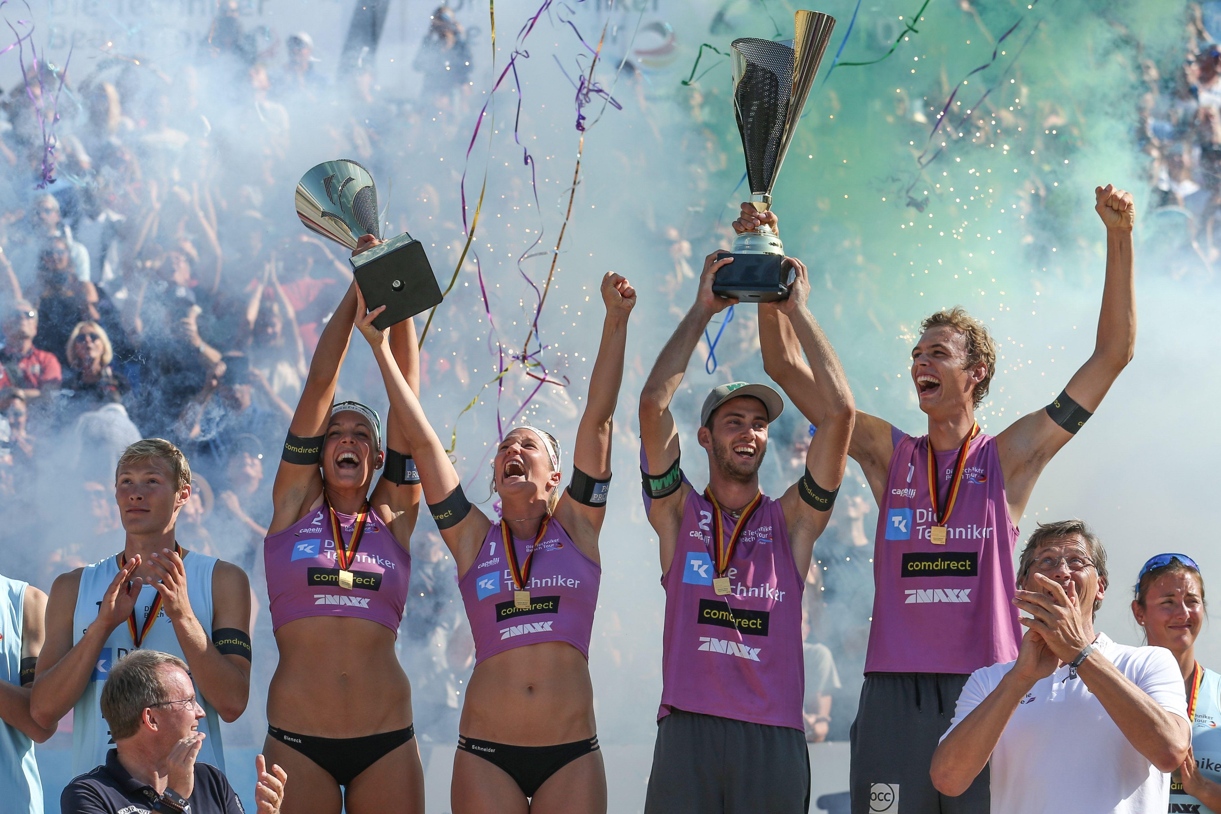 """""""Leistungssport ist nicht gesund"""": Beachvolleyball-Profi Julius Thole im Interview"""