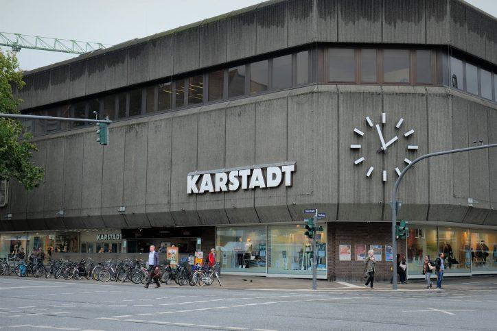 Die Karstadt-Filiale in Eimsbüttel. Foto: Maximilian Neumann