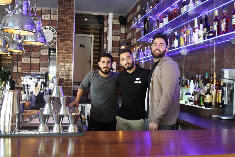Hamburg Eimsbuettel Semester Café Bar
