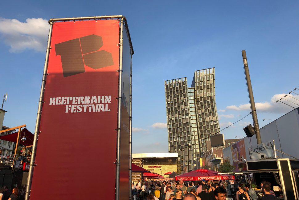 """Auch dieses Jahr war das """"Reeperbahn Festival"""" wieder gut besucht. Foto: Max Gilbert"""