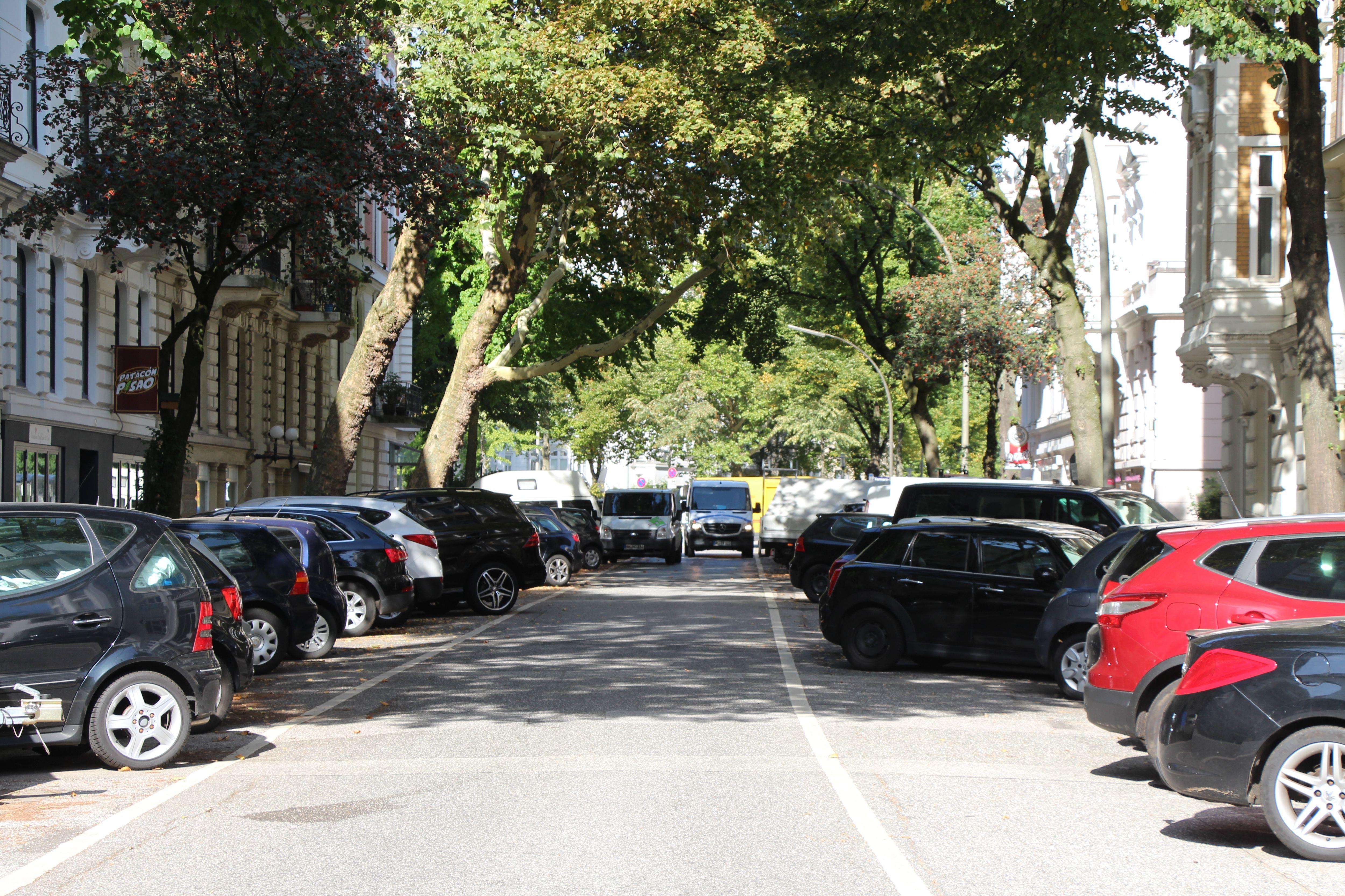 Schlüterstraße wird zur Fahrradstraße