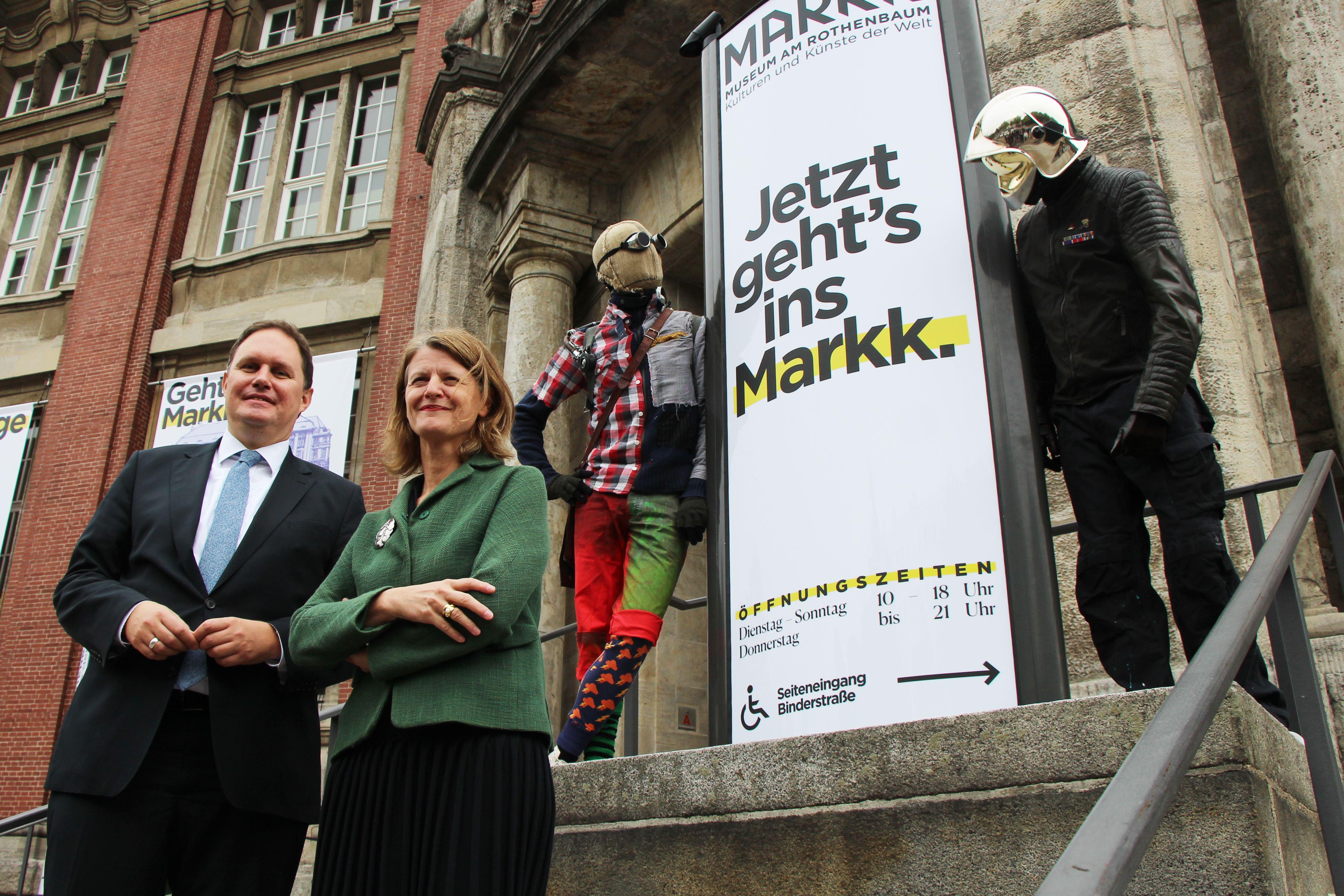 """Markk: Völkerkundemuseum aus """"Dornröschenschlaf"""" geweckt"""