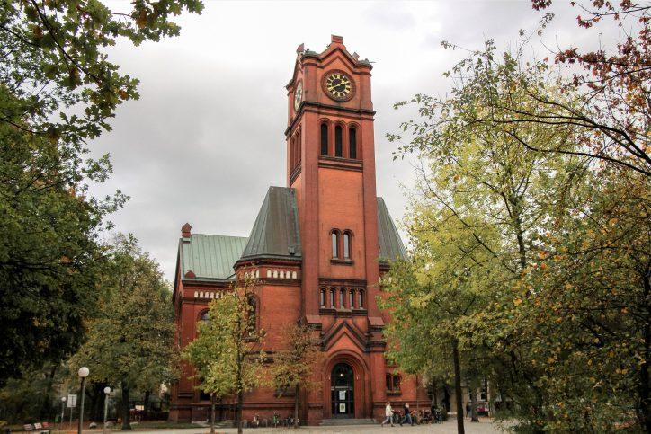 Apostelkirche Hamburg