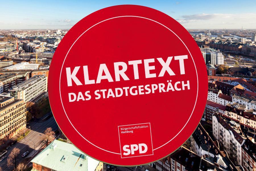 Klartext Stadtgespräch SPD