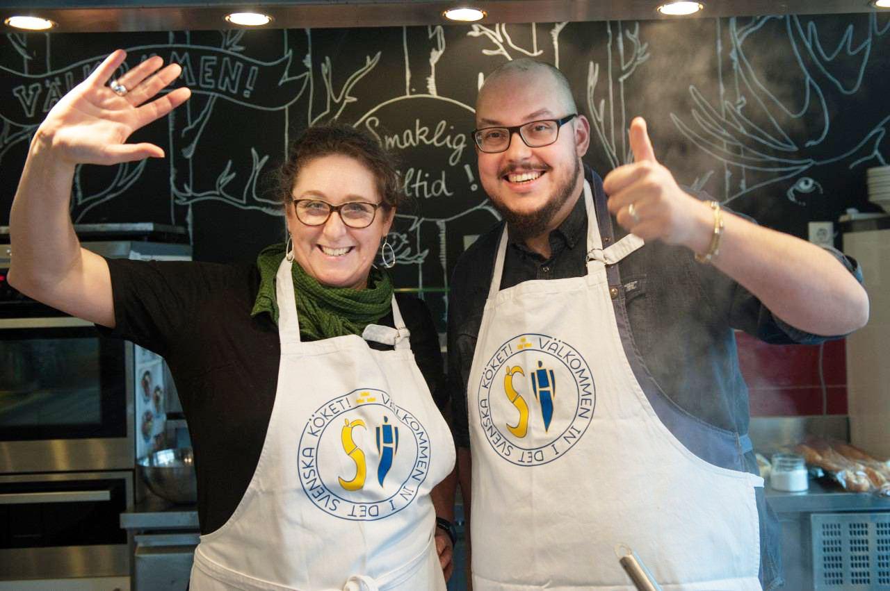 Koch dich schwedisch in Eimsbüttel