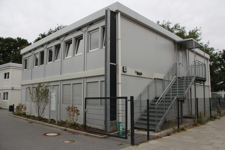 Hamburg Eimsbuettel Obdachlose Winternotprogramm