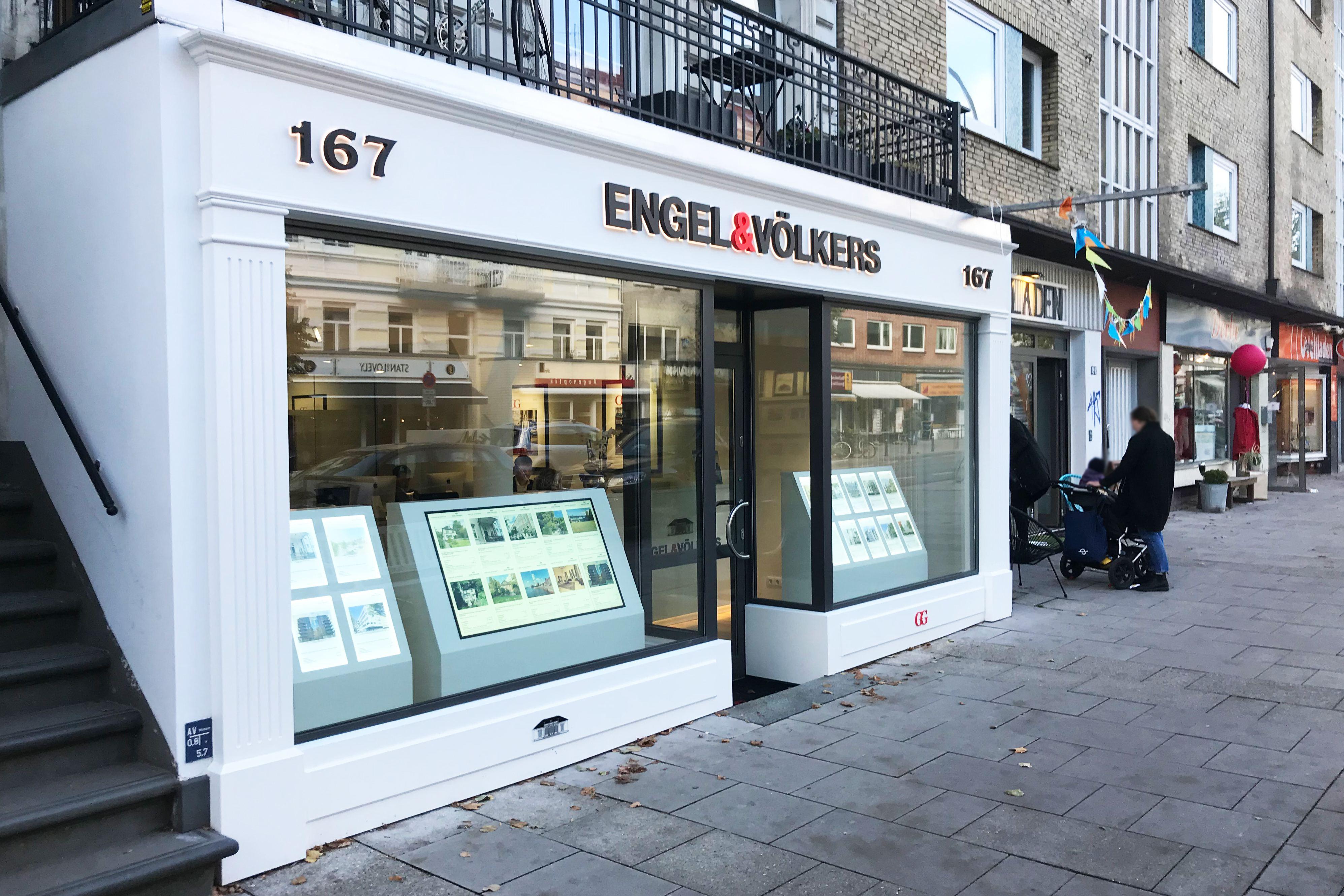 """""""Engel & Völkers"""" kehrt nach Eimsbüttel zurück"""