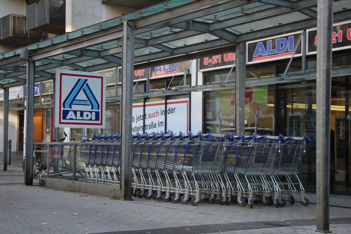 "Zeugenaufruf: Überfall auf ""Aldi"" im Heußweg"