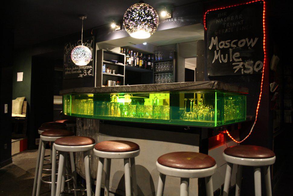 Hamburg Eimsbuettel All Bar Cocktails