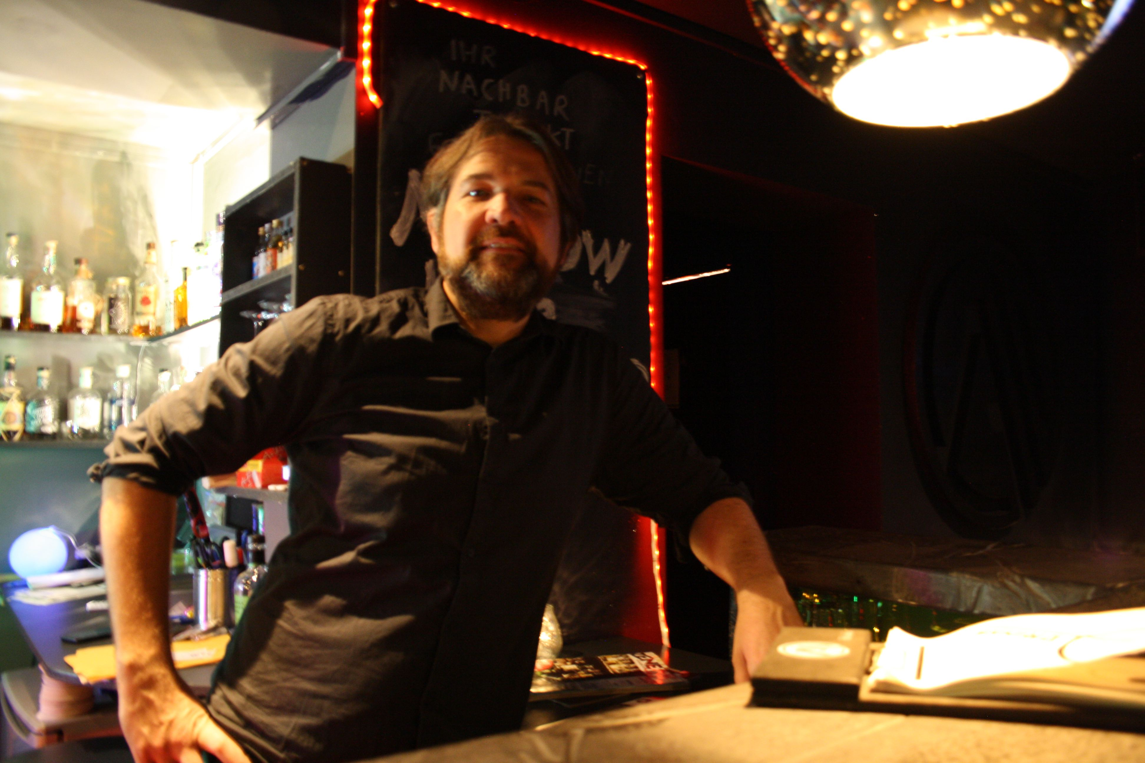 Hamburg Eimsbuettel All Bar Denis Nitschmann