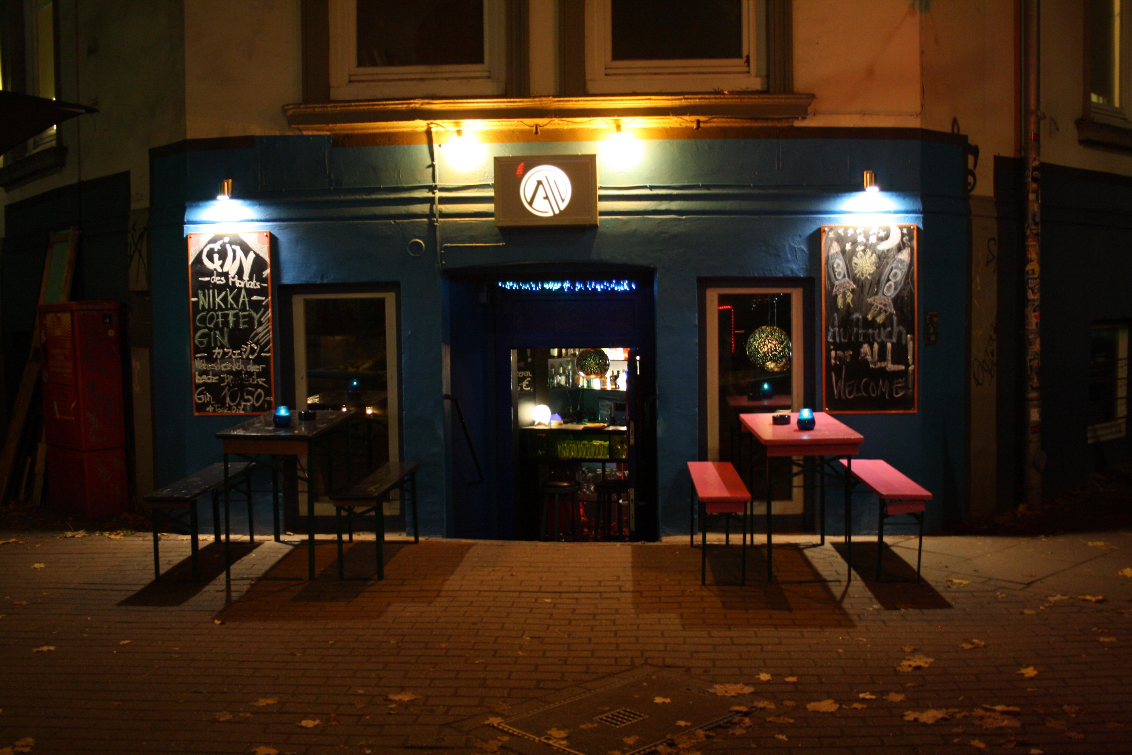 Hamburg Eimsbuettel All Bar Lindenallee Bellealliancestraße