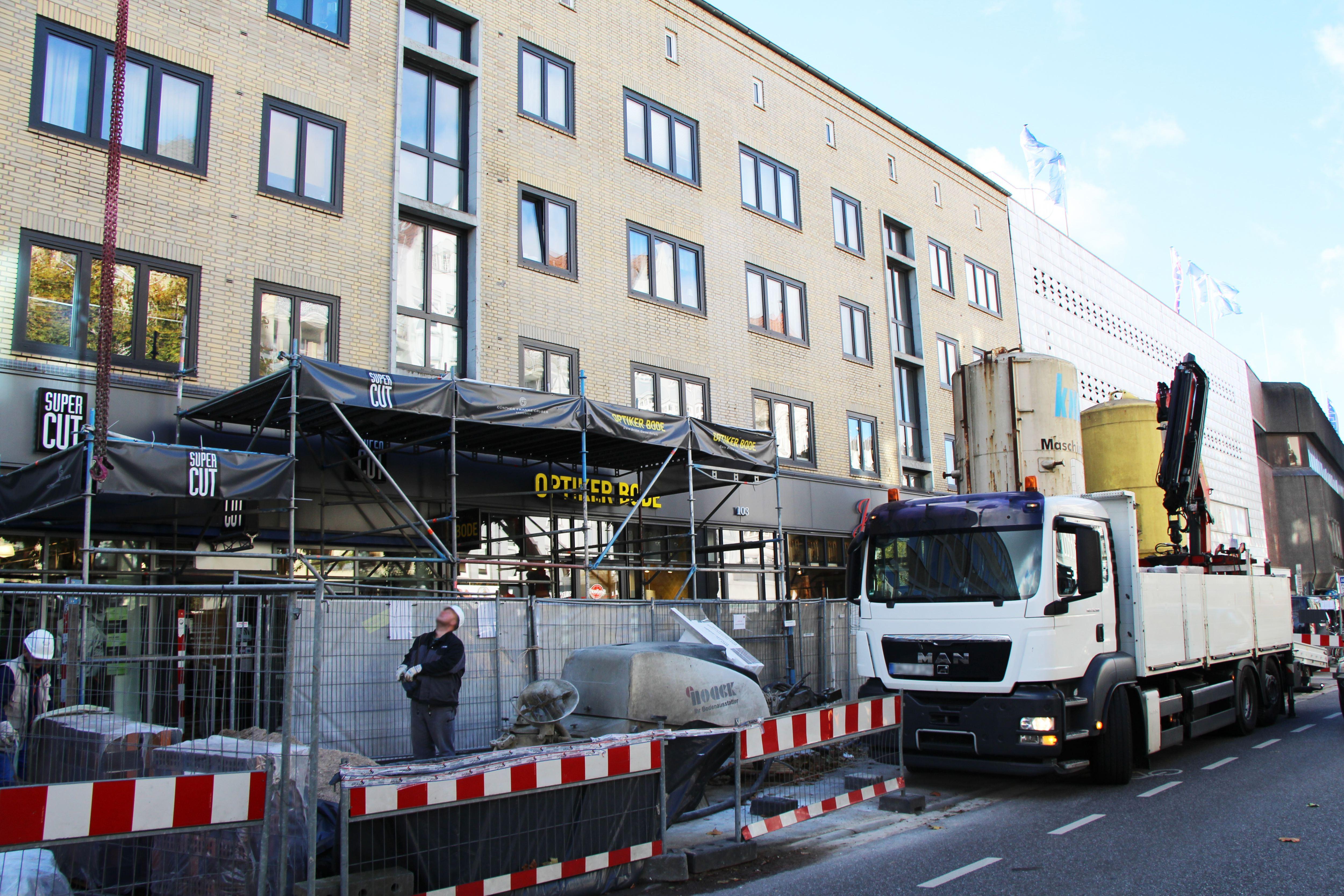 Osterstraße wird für zehn Tage zur Einbahnstraße
