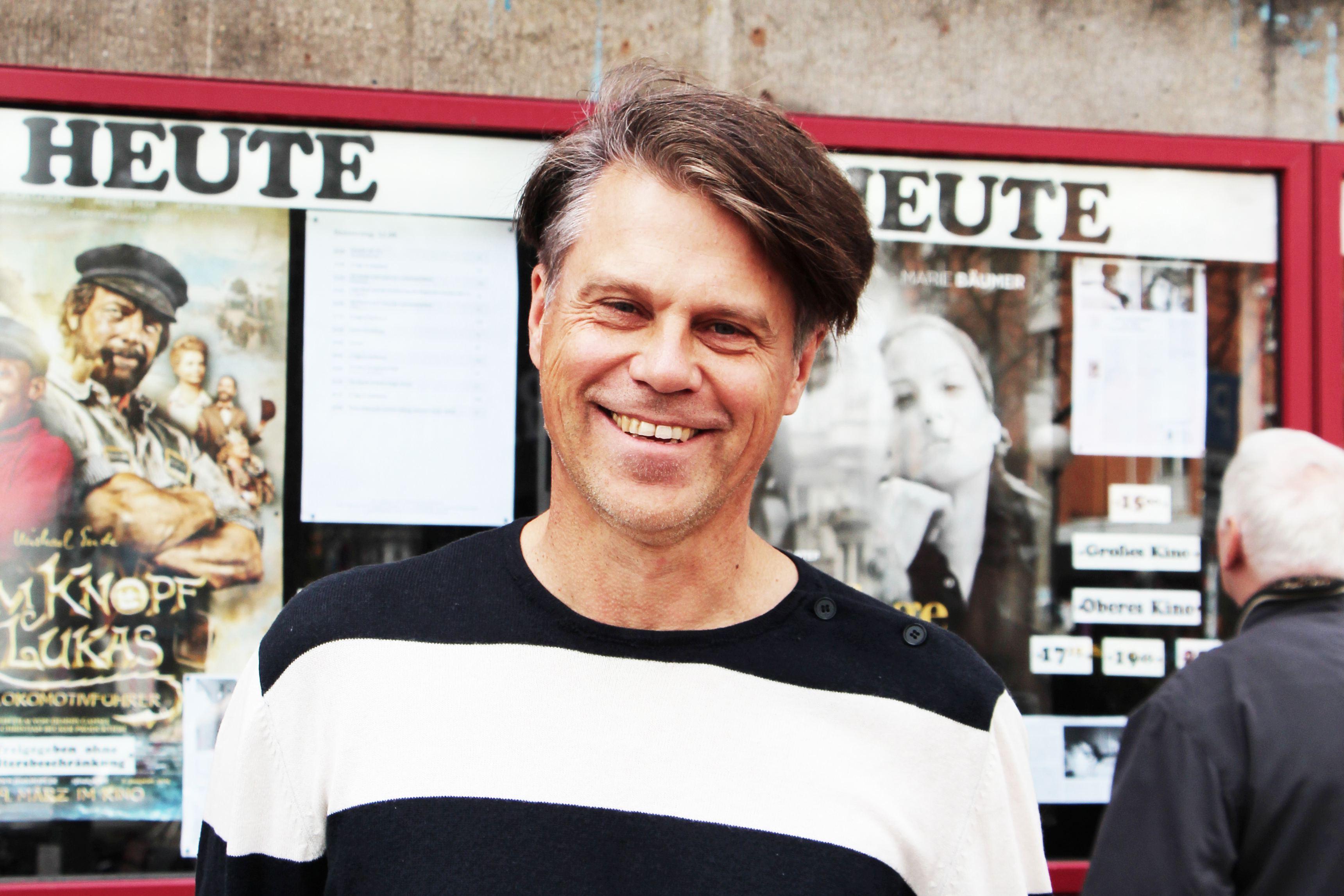 Matthias Elwardt über seine Zeit im Abaton