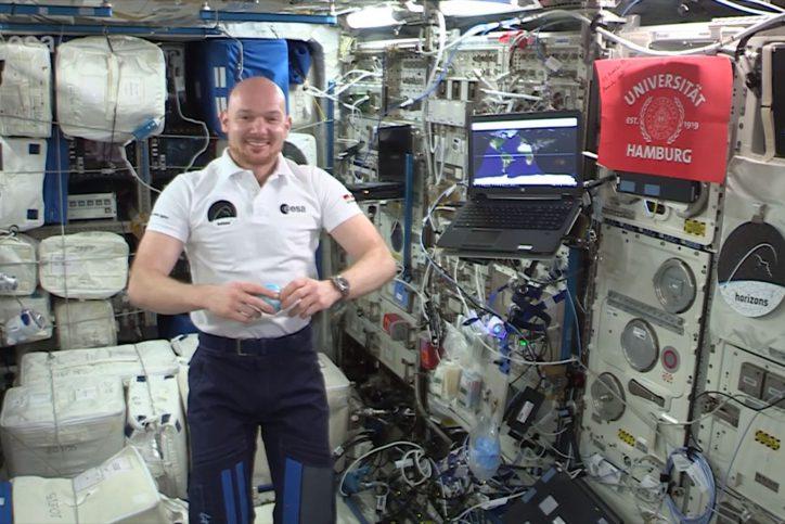 Uni Hamburg: Viele Grüße aus dem Weltraum