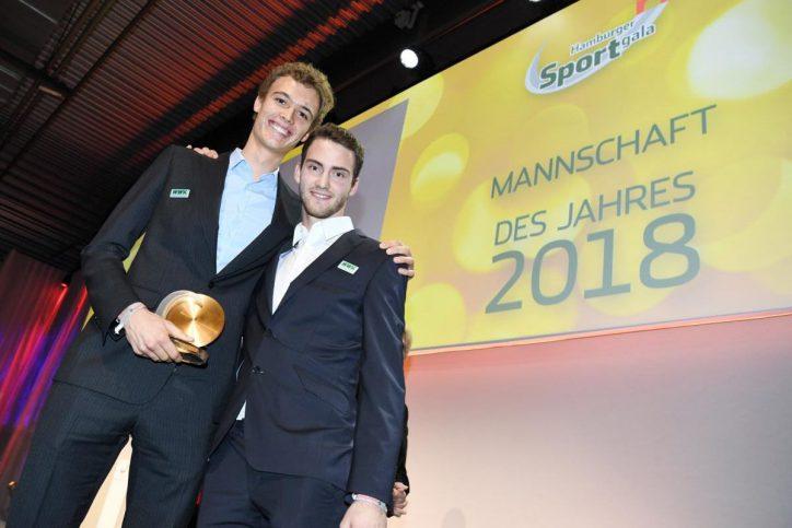 """Eimsbüttel siegt beim """"Sportler des Jahres"""""""