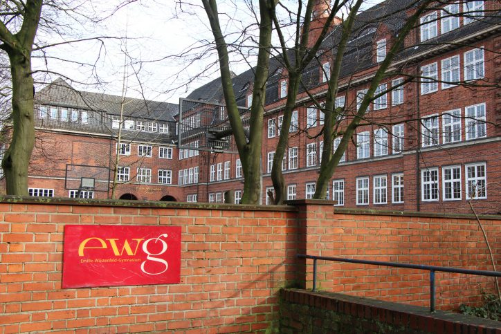 EWG Emilie-Wüstenfeld-Gymnasium
