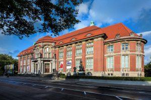 Markk Museum am Rothenbaum