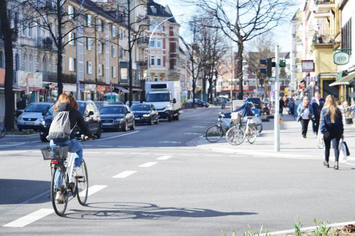Umbau Osterstraße - Umfrage