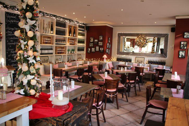 Das Restaurant Leibgericht im Eppendorfer Weg. Foto: Fabian Hennig