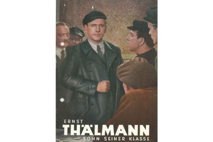 Geschichtswerkstatt - Ernst Thälmann Sohn seiner Klasse