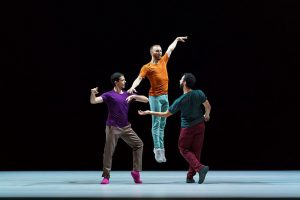 Kampnagel: William Forsythe - A Quiet Evening of Dance