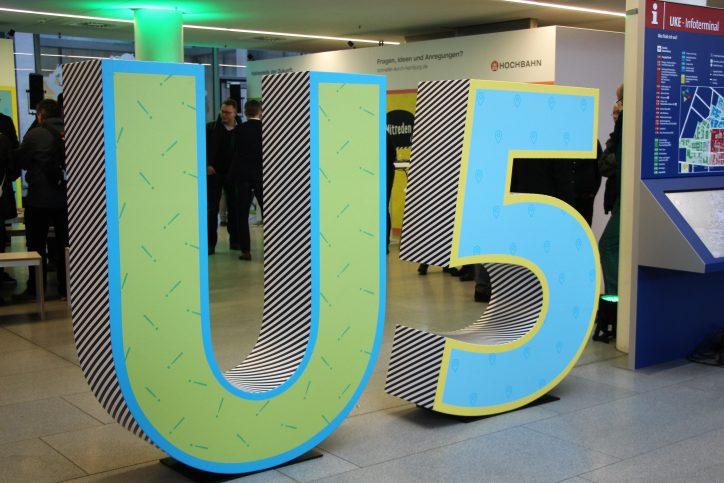 Bürgerbeteiligung zur neuen U-Bahn im UKE. Foto: Anna Korf