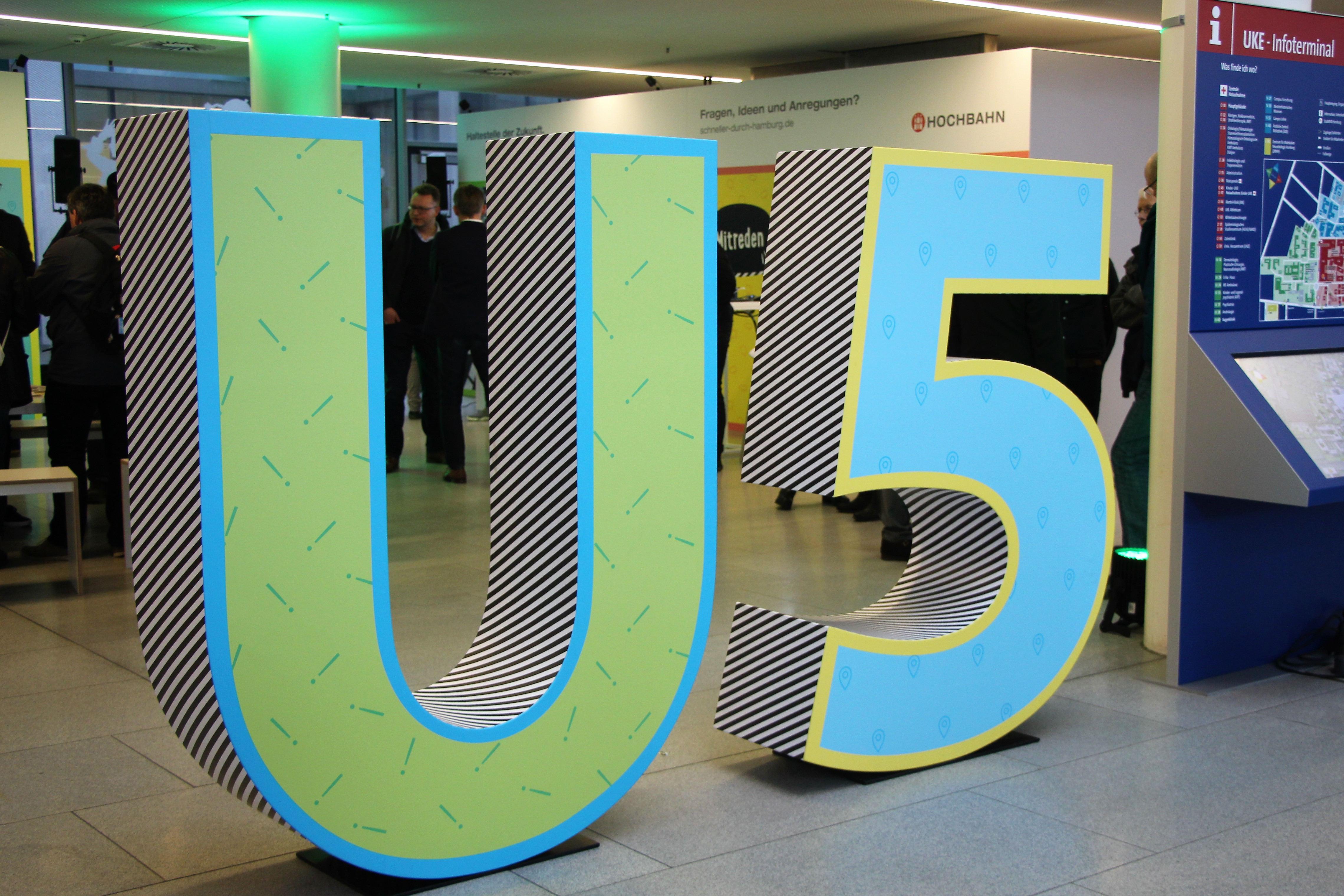 U5: Dialog mit Bürgern startet am UKE
