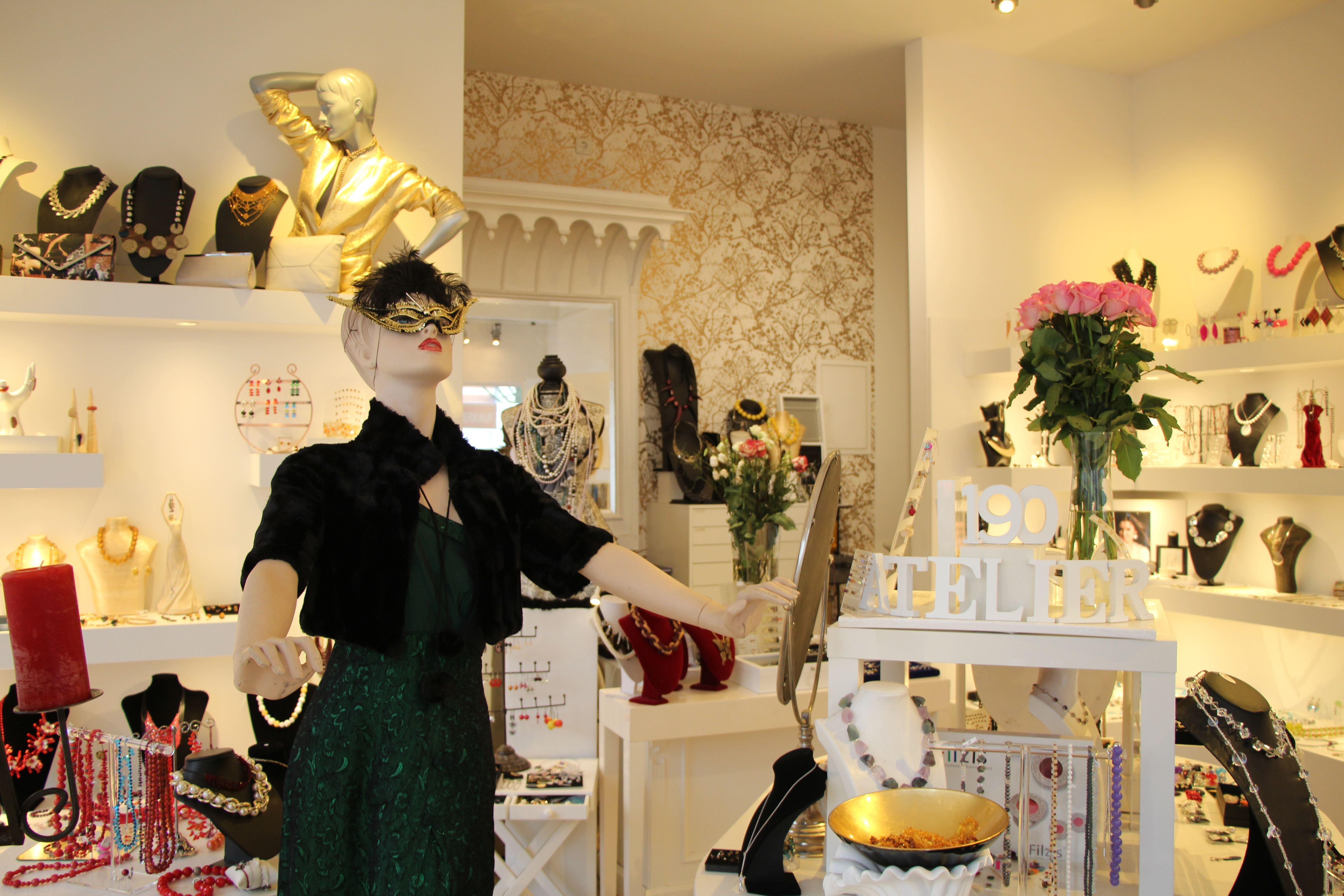 Der Laden mit den Puppen. Foto: Nele Deutschmann