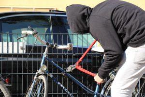 Fahrraddiebstahl. Foto: Alicia Wischhusen